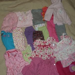 Other - Bundle of baby girls clothes